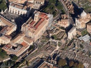 Foro Romano e Campidoglio