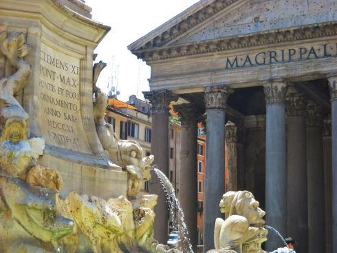 Pantheon,Roma foto D.Bajani