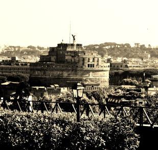 Castel S.Angelo foto D.Bajani